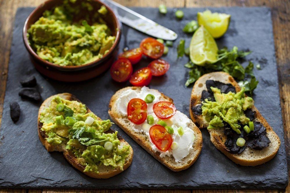 Рецепты вкусных бутербродов для здоровья