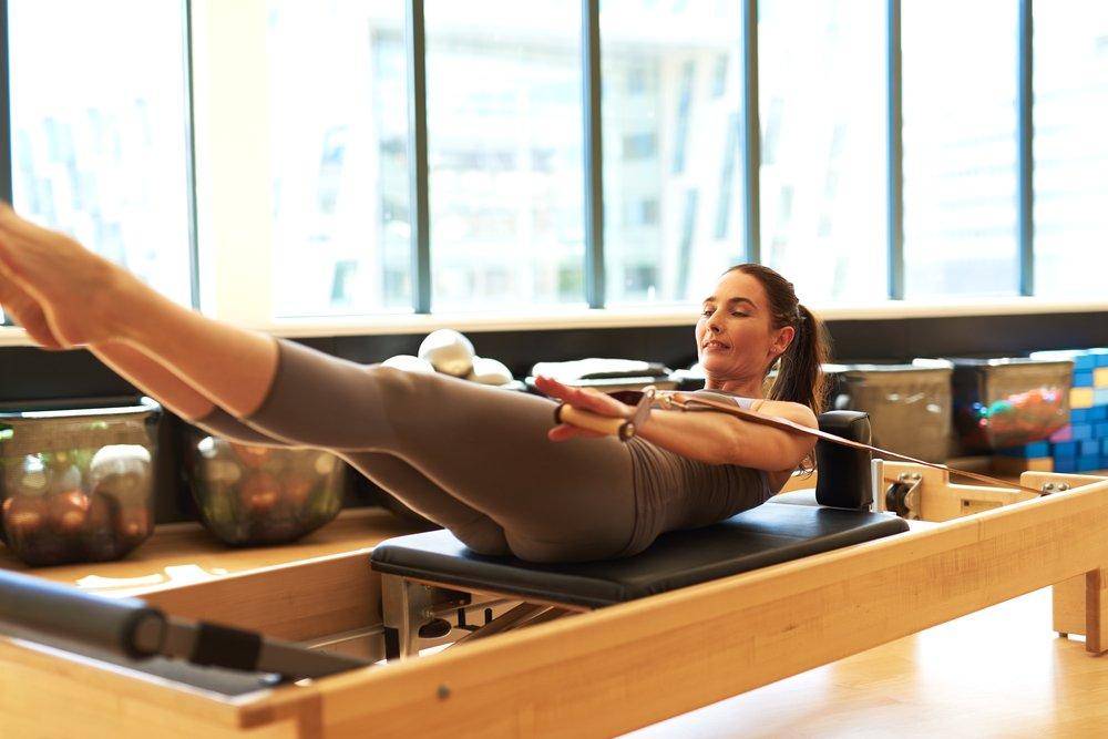 Силовые фитнес-упражнения для мускулатуры спины