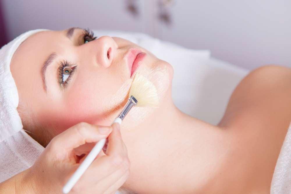 Увлажненная кожа: гликолевый пилинг