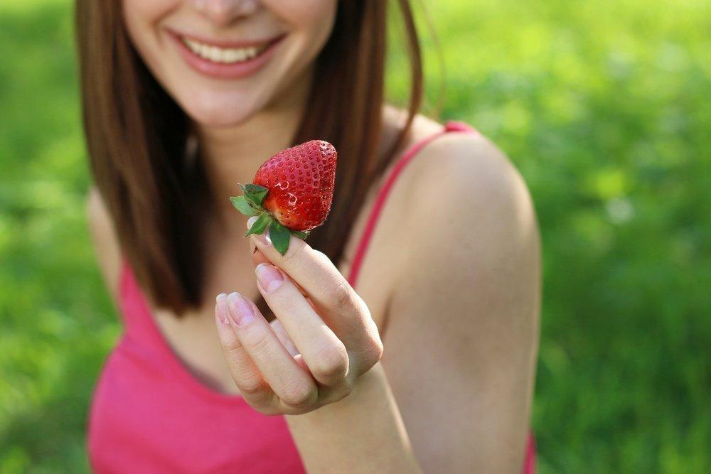 Дары лета — овощи, фрукты, ягоды, грибы