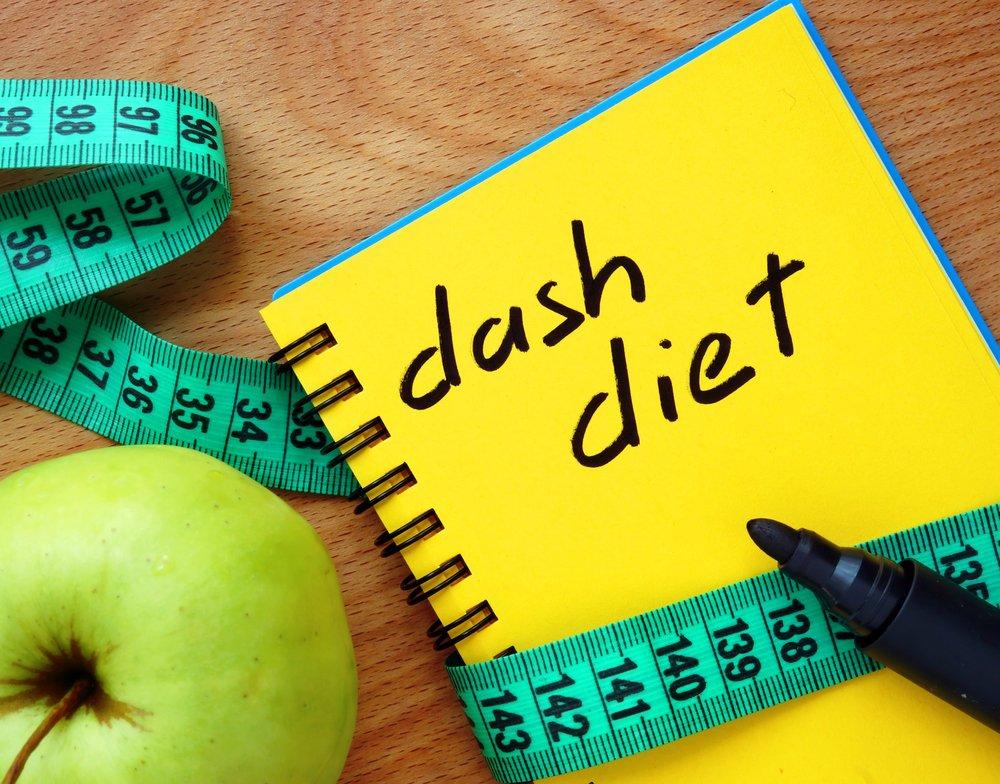 Почему диету DASH называют диетой № 1