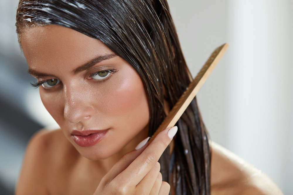 Маски для сухих волос: правила использования