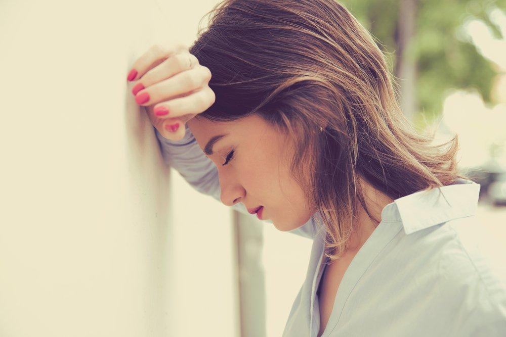 12. Живете в состоянии стресса
