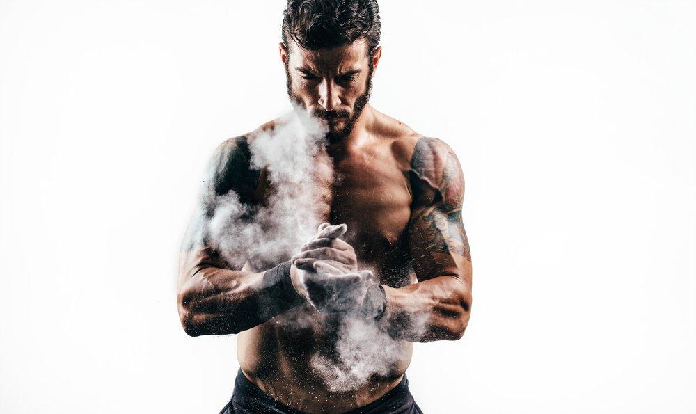 Есть 3 основных типа мышц