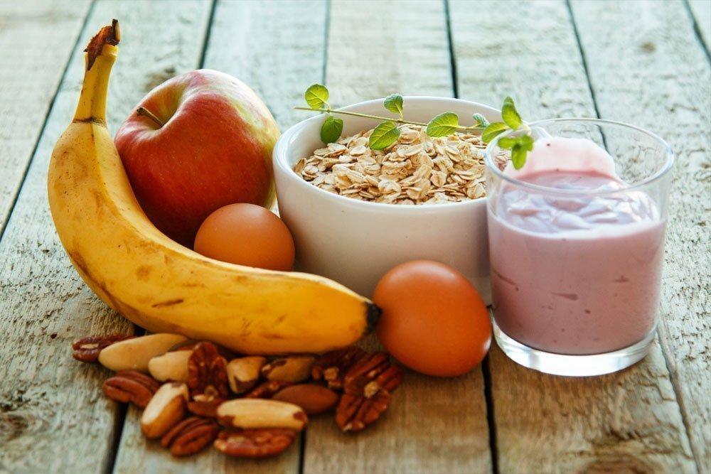 Питание для похудения: выбор продуктов