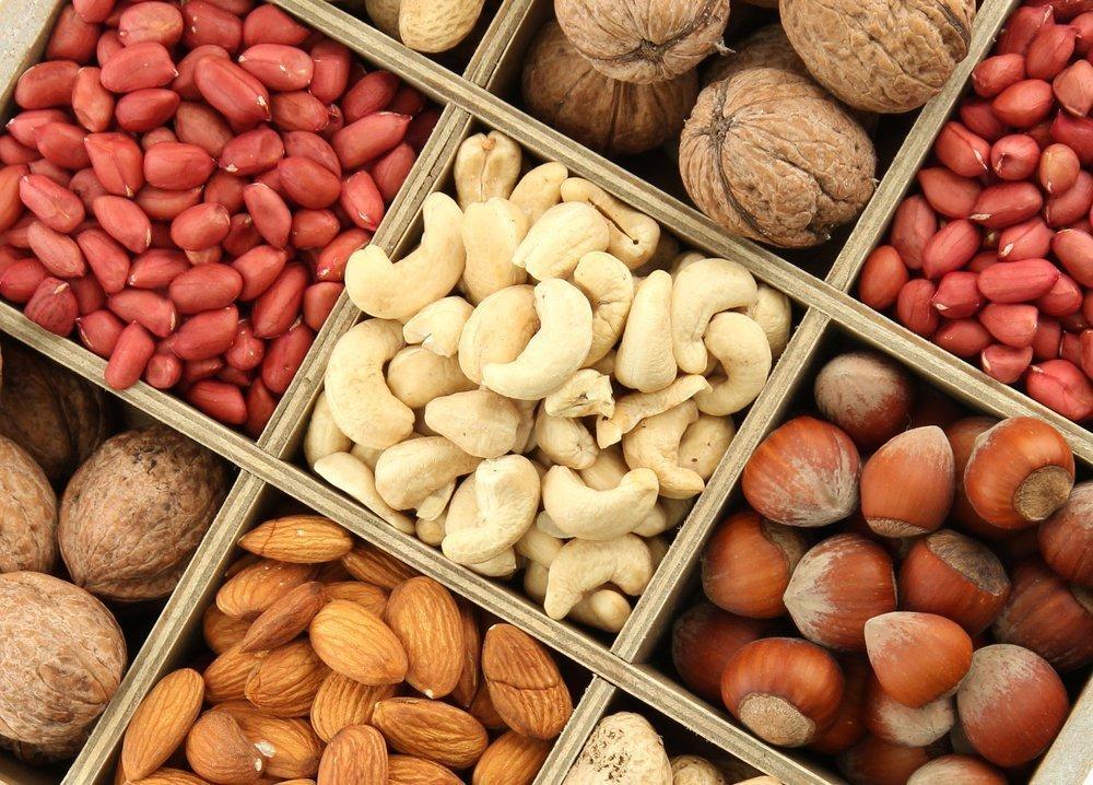 Орехи и семена для улучшения здоровья