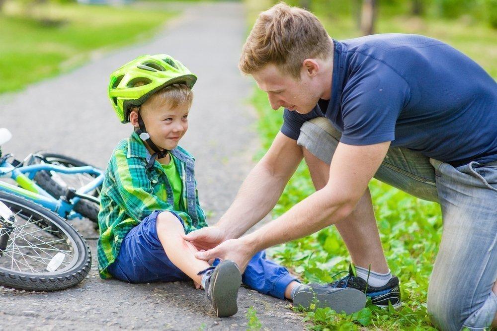 Испытывают ли дети стресс при получении травмы?