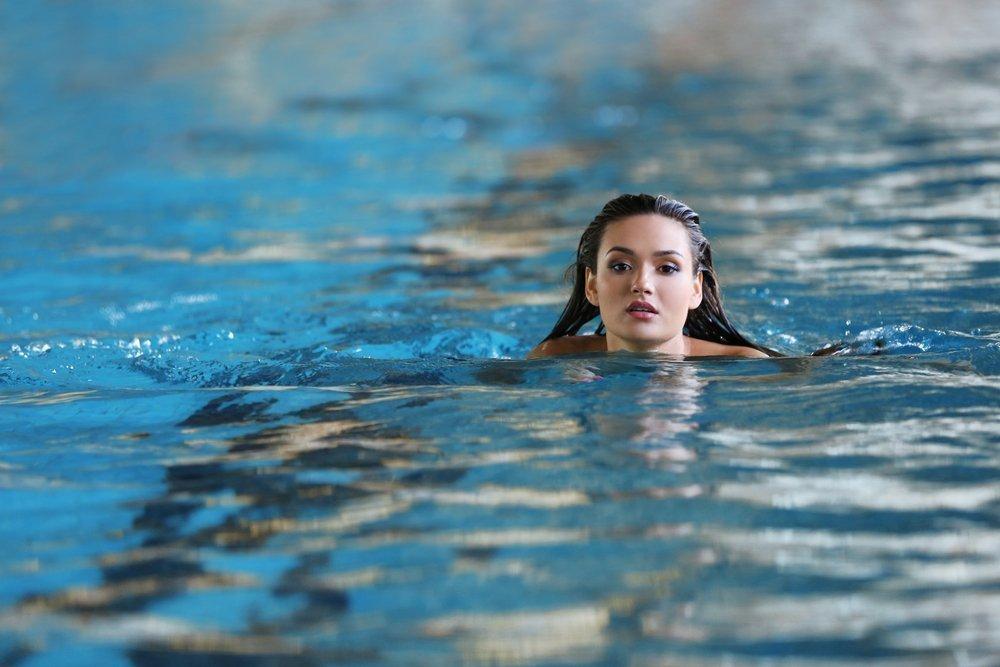 Аллергия при купании в бассейне