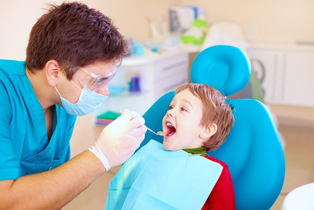 Распространенность кариеса зубов у детей