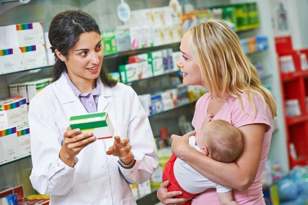 Детская аптечка для спокойного отдыха