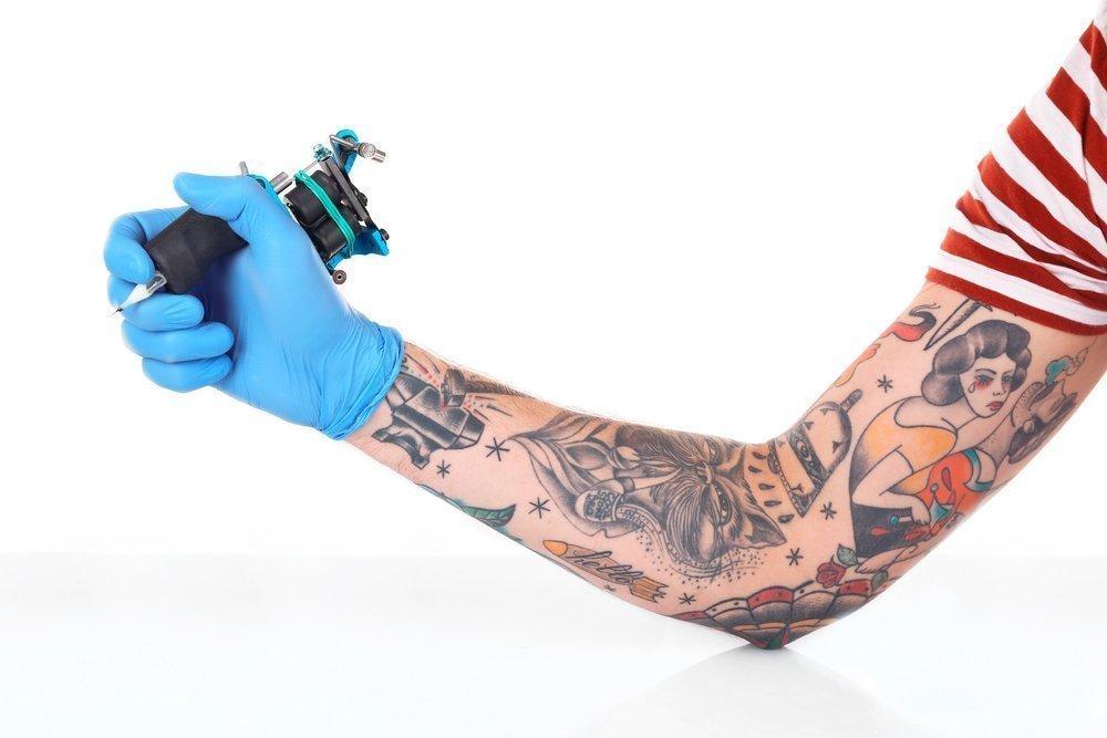 Татуировки при сахарном диабете