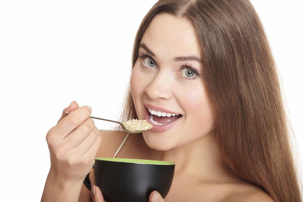 Правильное питание — залог эффективного похудения