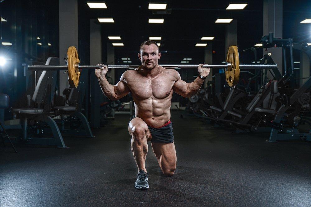 Распространенные ошибки при тренинге ног