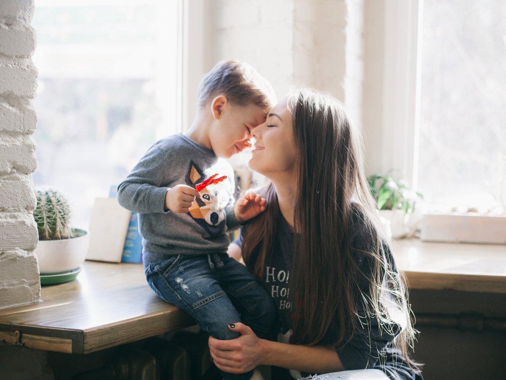 Причины агрессии у матери