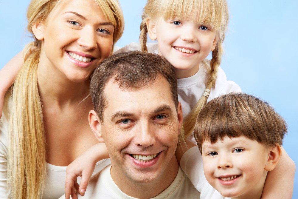 Родители лицом к детям