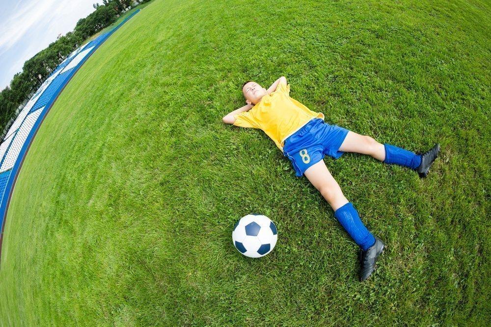 Как сохранить здоровье детей при спортивных нагрузках