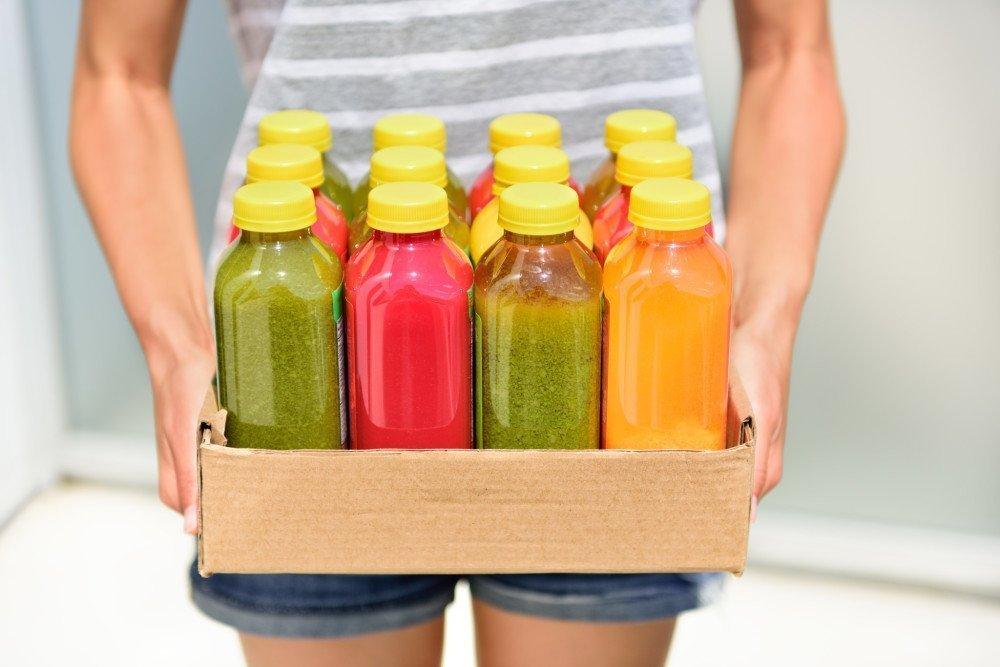Распространенные заблуждения относительно использования соков для правильного похудения