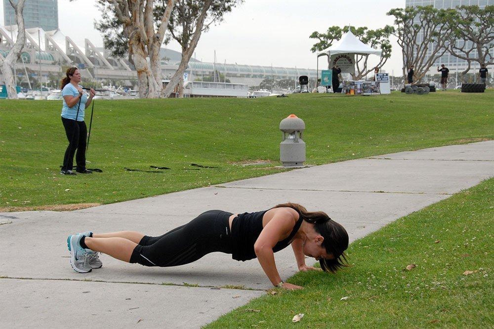 Пилатес для похудения: комплекс упражнений