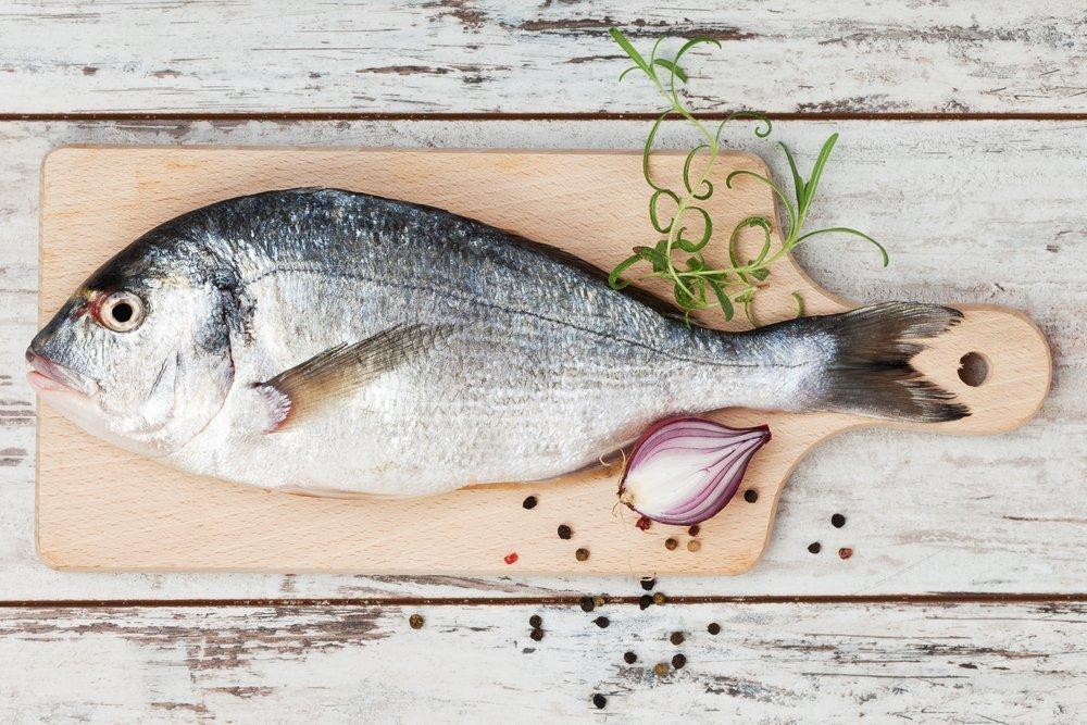 Рыба с высоким содержанием ртути