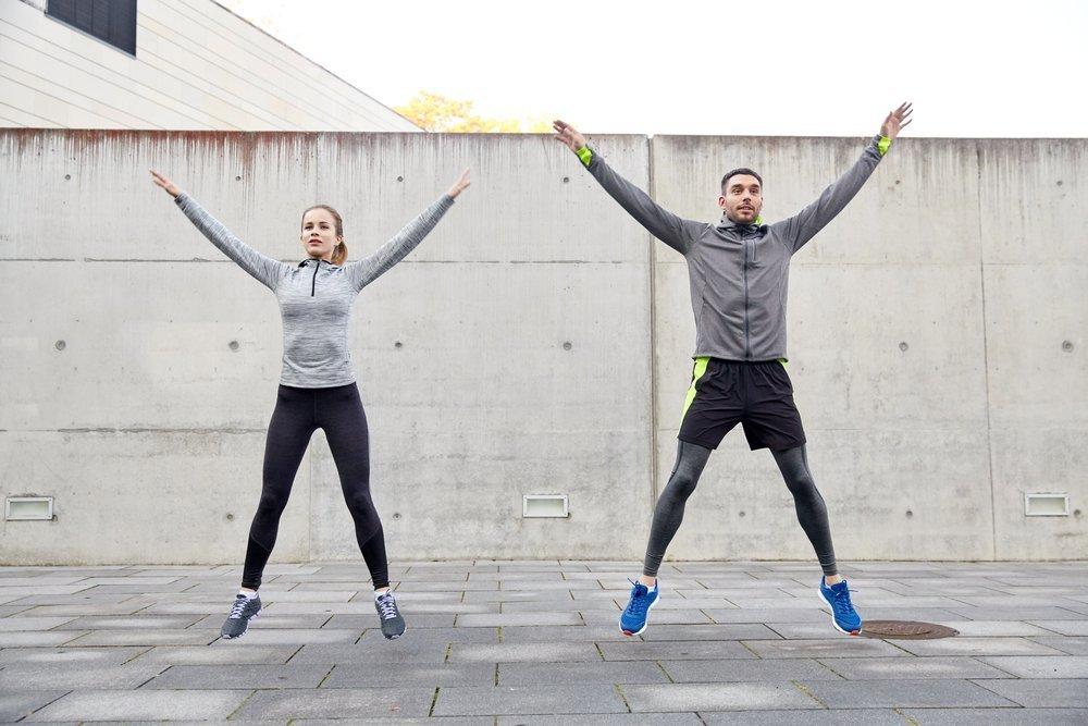 Особенности выполнения упражнений для мышц в технике берпи
