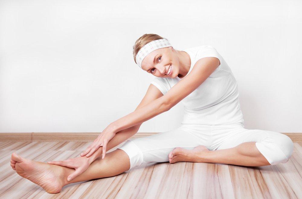 Комплекс упражнений бодифлекса