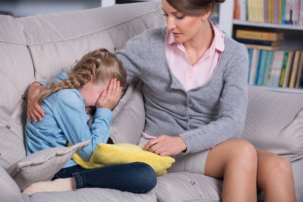 Как помочь ребенку справиться со страхом?