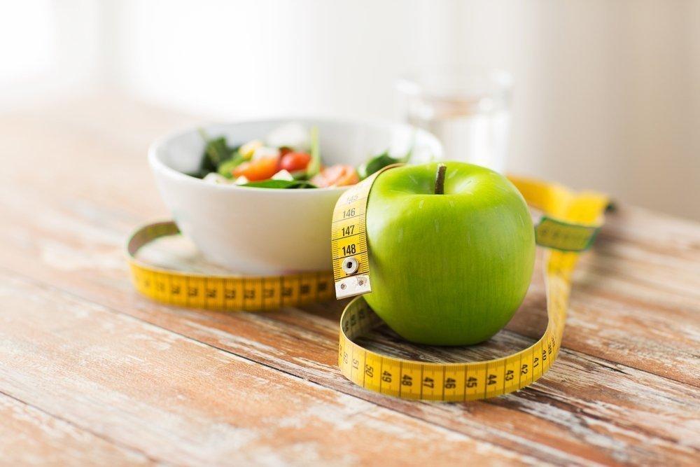 Плавное увеличение калорийности меню после диеты