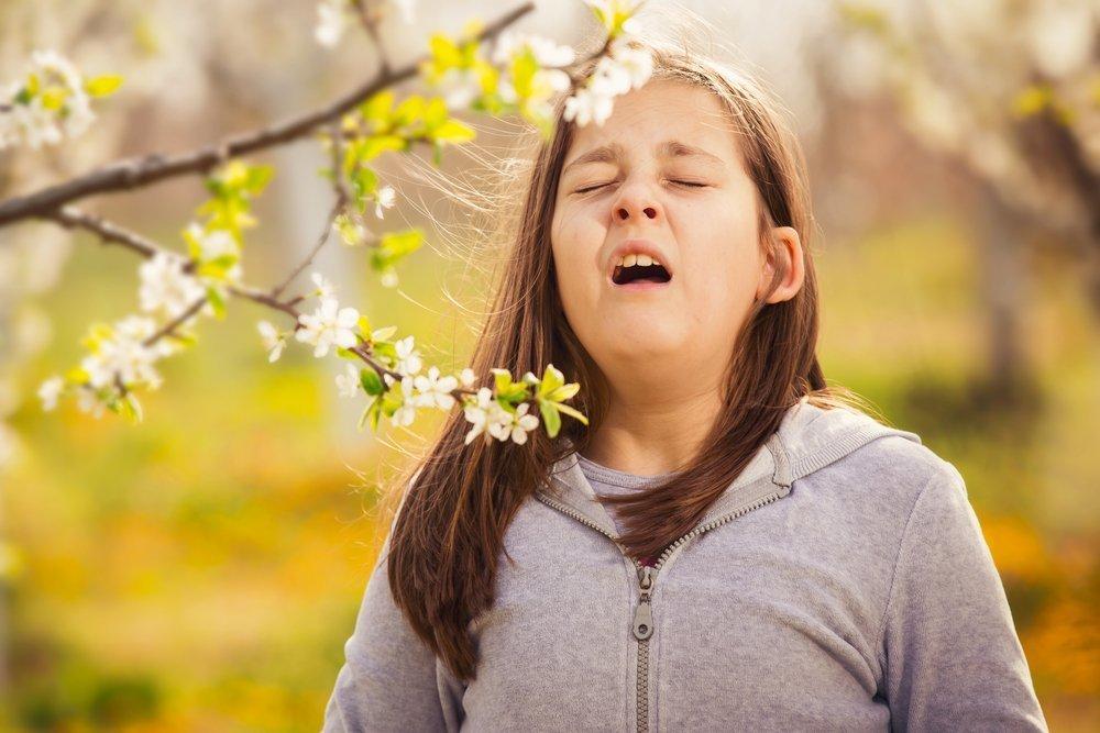 С чего начать борьбу с аллергией?