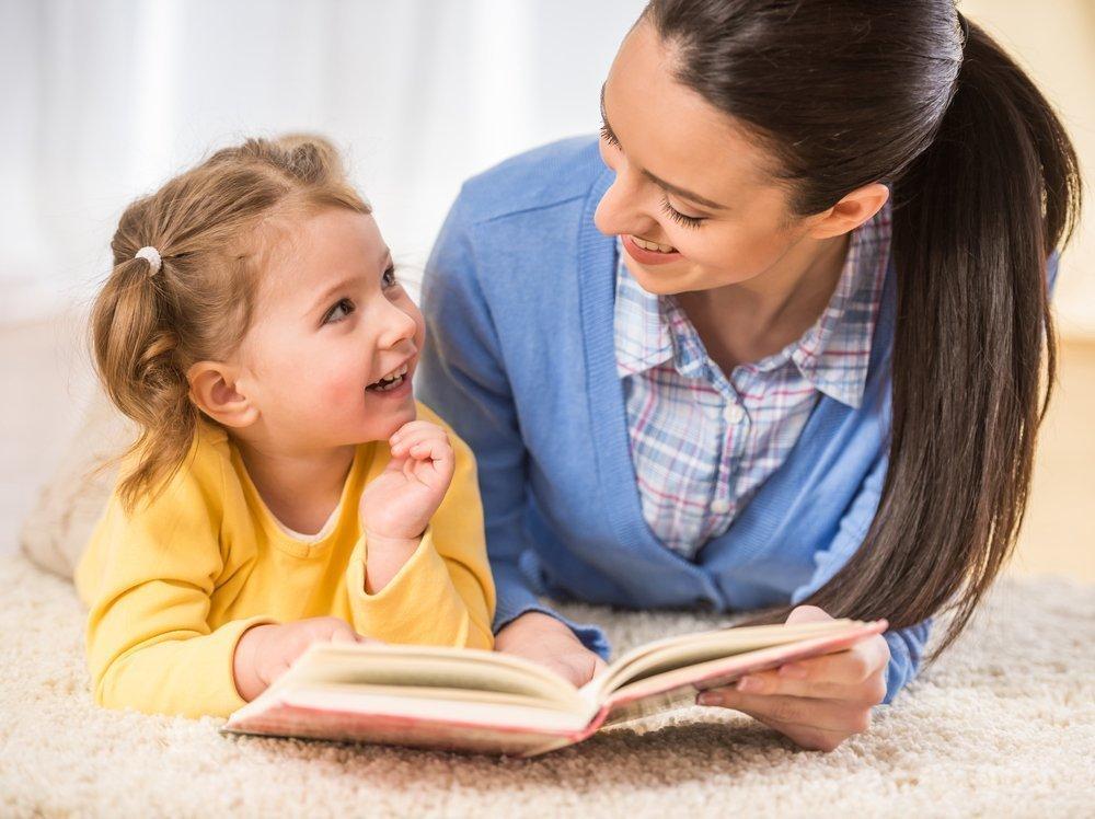 Возраст детей: какие соответствующие сказки выбрать