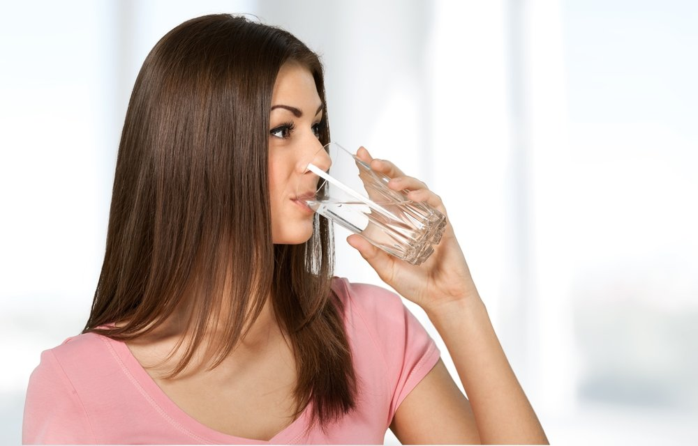 Коррекция питьевого режима