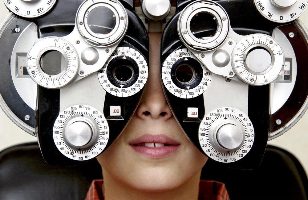 Ирида центр контактной коррекции зрения