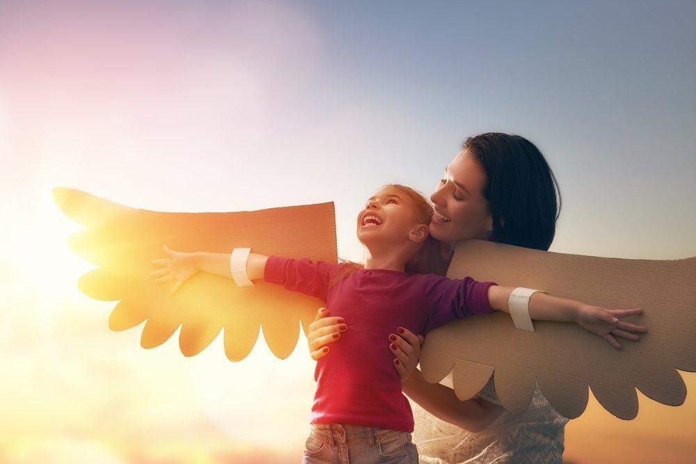 Ребенок — стимул к жизни и положительные эмоции