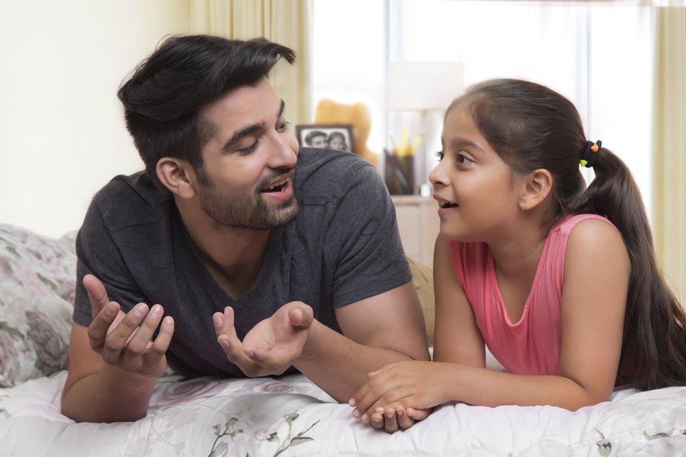 Как родители должны реагировать на ложь