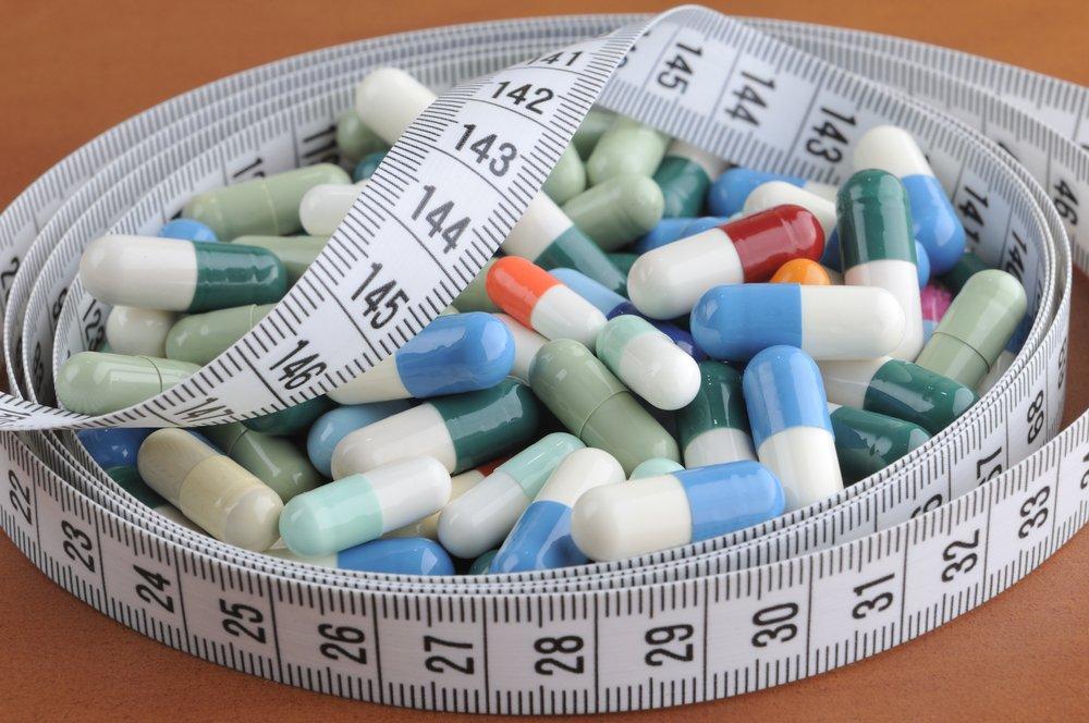 Похудеть при помощи лекарственных средств