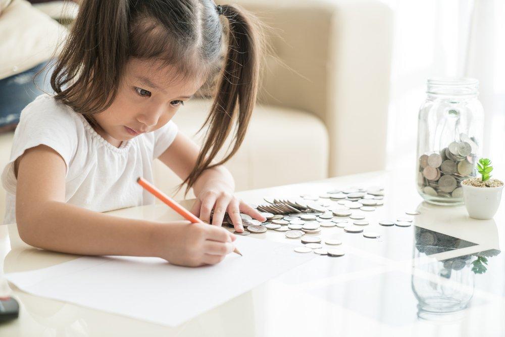 Какие качества характера ребенка помогает развивать наличие карманных денег?
