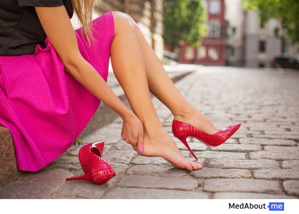 Боль в стопе при ходьбе: диагностика