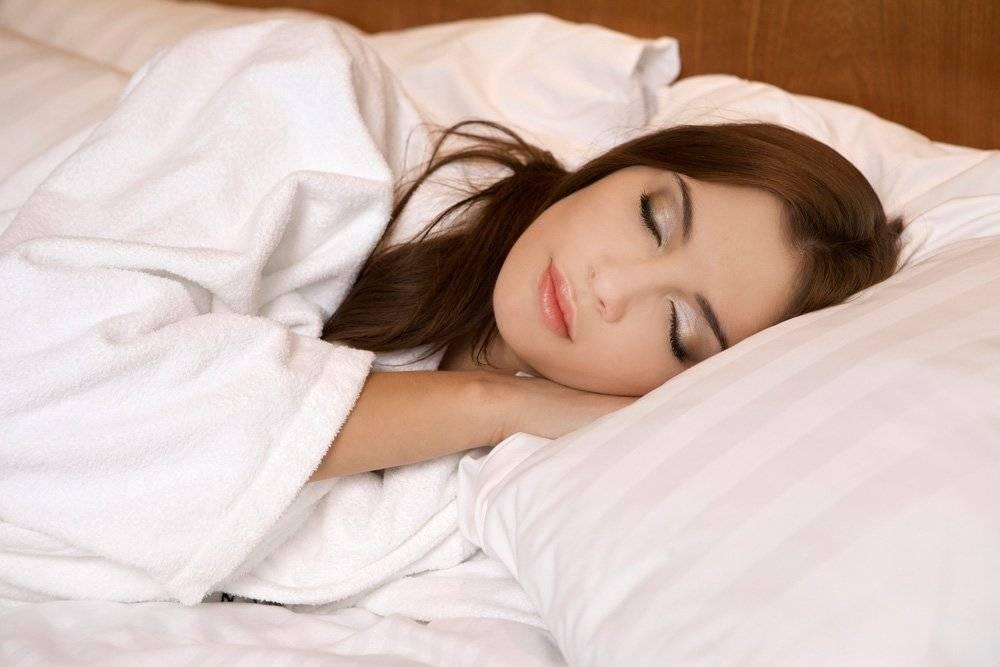 Не нервничайте и высыпайтесь
