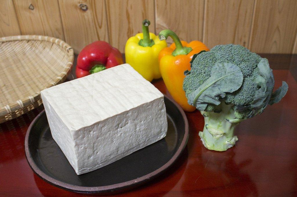 Тофу — отличный выбор для любой диеты