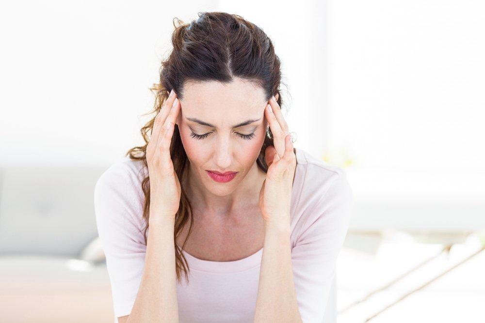 Озноб и головная боль