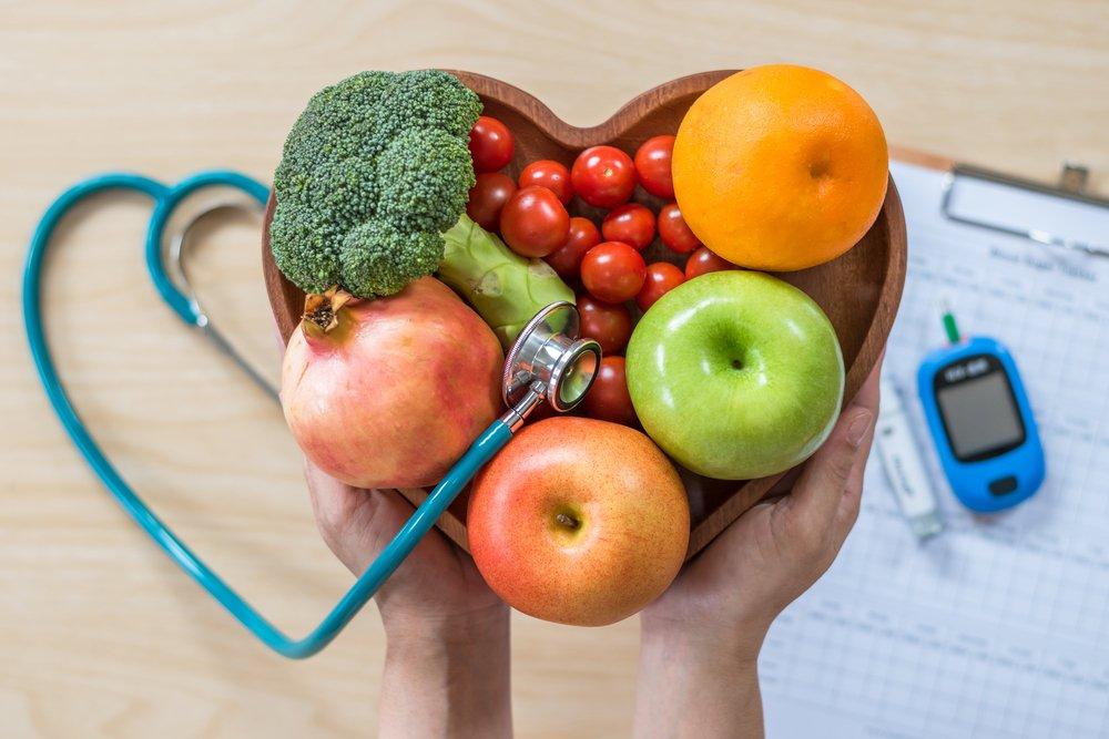 Диета при сахарном диабете: принципы питания
