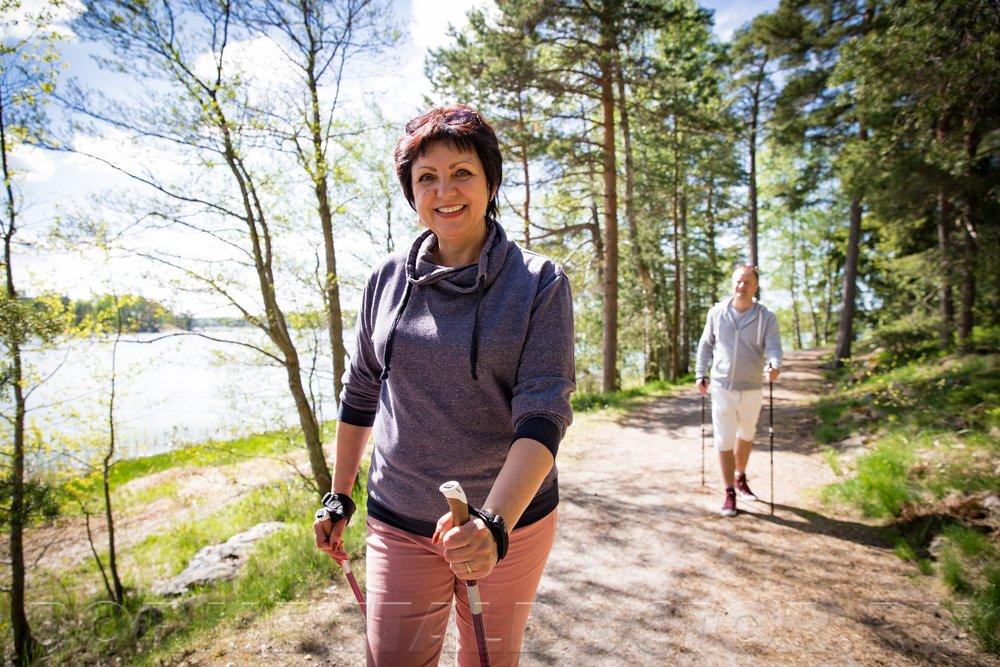 Время ходьбы — важное условие получение омолаживающего эффекта