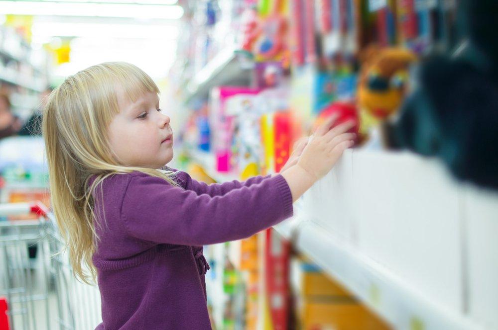 Можно ли избежать негативных эмоций у детей в магазине?