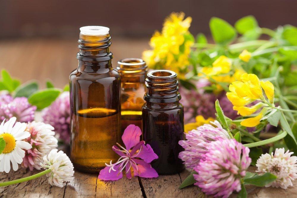 Эфирные масла, полезные для тела