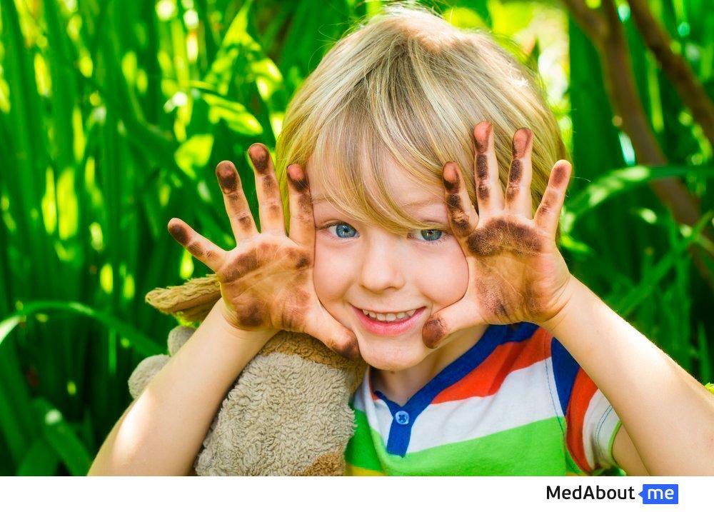 Токсоплазмоз у детей