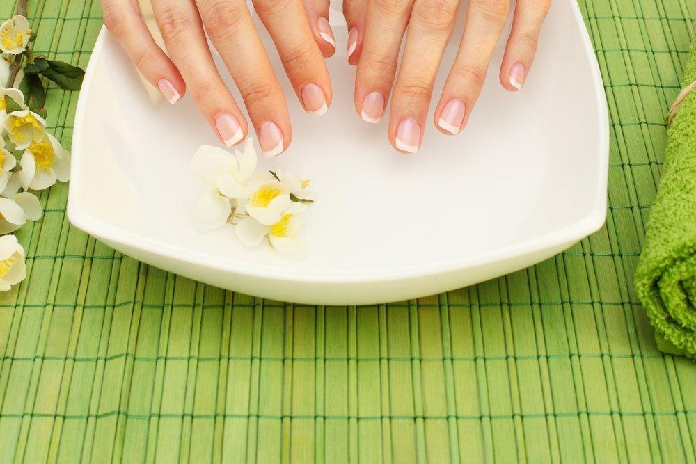 Красота и здоровье рук с масляными ванночками