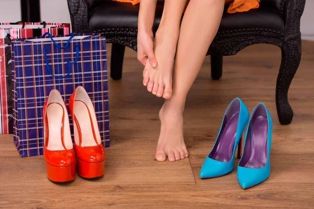 Здоровье и красота ног: шесть негативных факторов