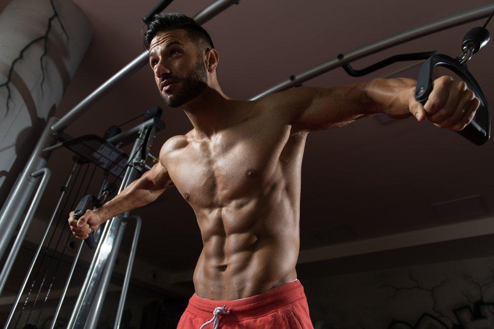 Комплекс упражнений для набора массы