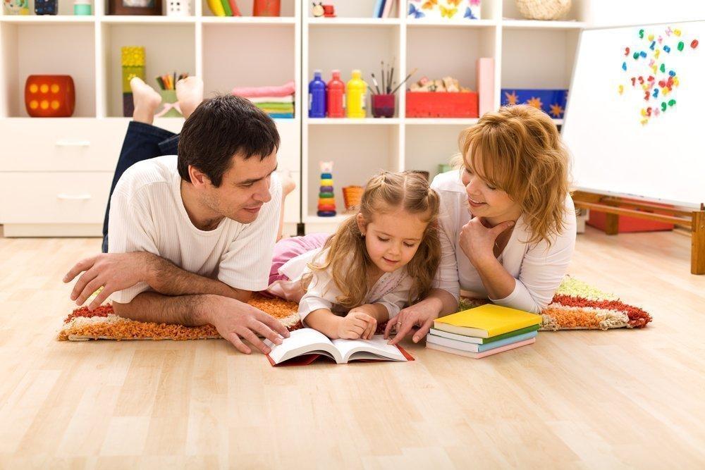 Домашнее воспитание детей