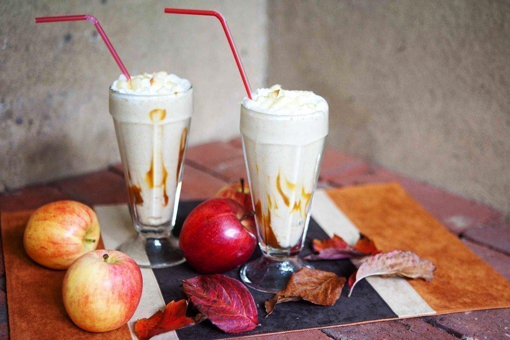 8. Мороженое и молочные коктейли