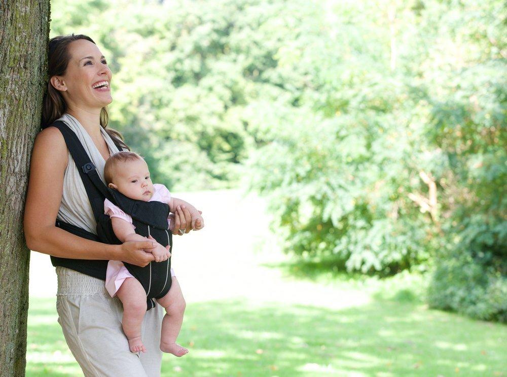 Переноски для детей: зачем нужны